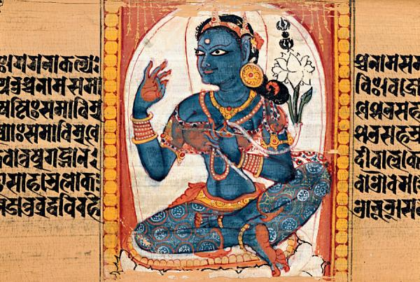 From the Astasahasrika-Prajnaparamita Sutra, the 8,000 Line Radical Wisdom Sutra, Mother of Wisdom