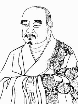 Nanyang Huizhong, woodblock print
