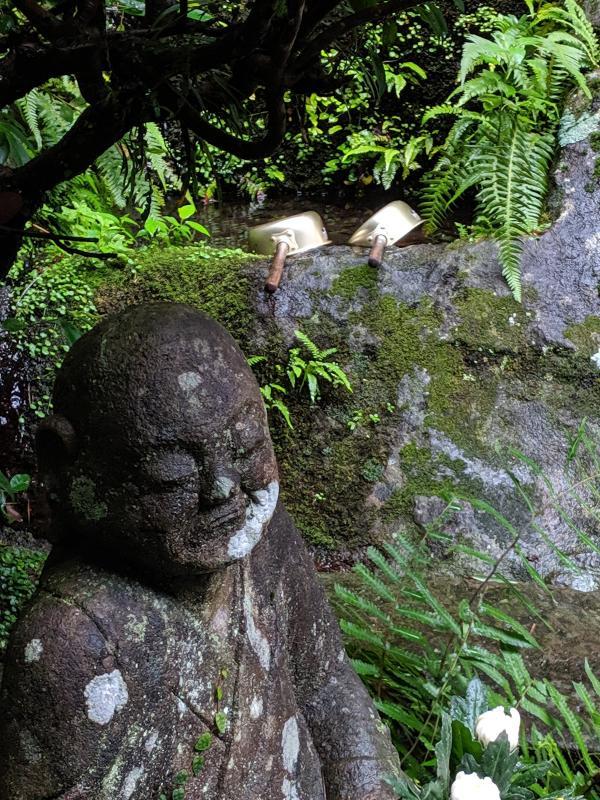 Reigando, photograph by Ven. Endai Mayeda shuso